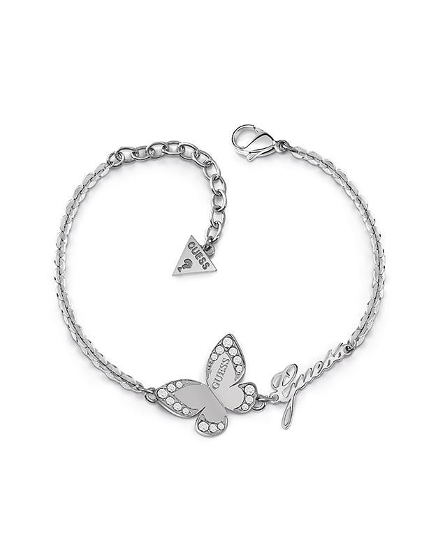 Bratari Guess Love Butterfly UBB78049-S