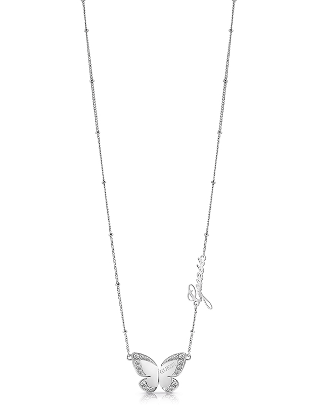colier Guess Love Butterfly UBN78024