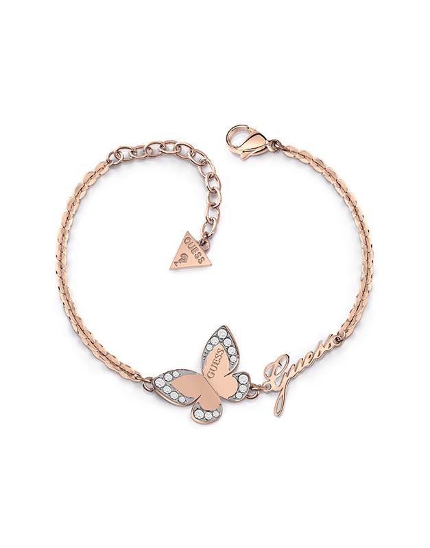 Bratari Guess Love Butterfly UBB78051-S