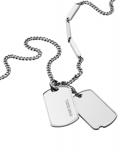 Diesel Double Dog Tag DX1173040