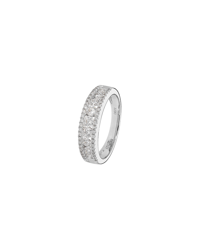 inel Giorgio Visconti Diamonds ABX15109-0.72CT