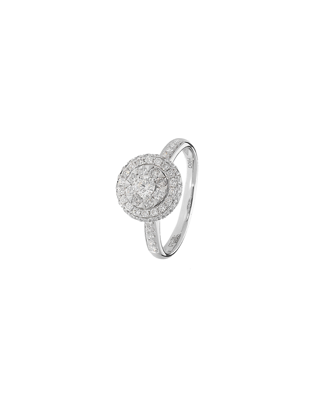 inel Giorgio Visconti Diamonds ABX16643-0.64CT