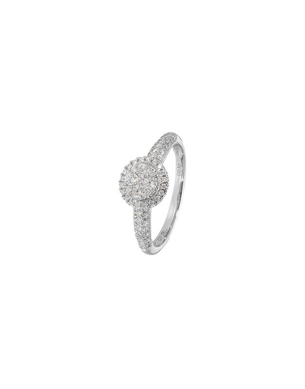 inel Giorgio Visconti Diamonds ABX16585-0.54CT