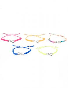 Claire's Novelty Jewelry Set Bratari 8418