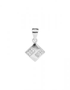 Bijuterii Argint Shapes E610857-PD-W