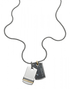 Diesel Double Dog Tag DX1189040