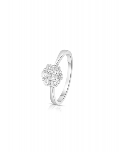 Giorgio Visconti Engagement ABX14858-0.66CT