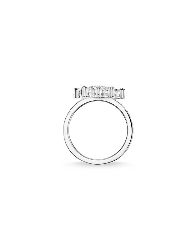 inel Thomas Sabo Sterling Silver TR2271-051-14-50