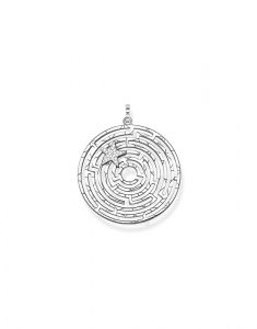 Thomas Sabo Sterling Silver PE852-643-14