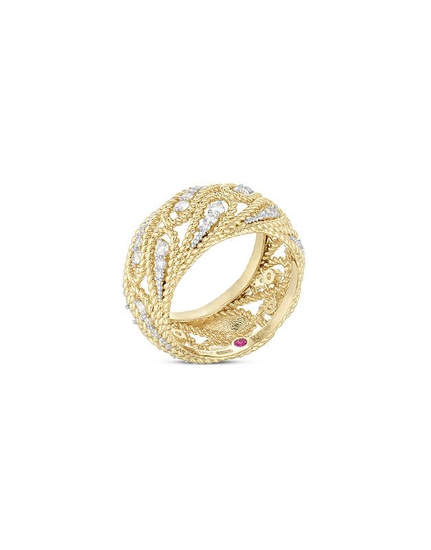 Inele Roberto Coin New Barocco ADR777RI2745YW