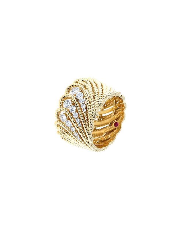 Inele Roberto Coin New Barocco ADR777RI2801YW