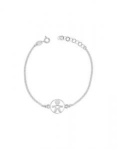 Bijuterii Argint Family 29561AG-RH-C