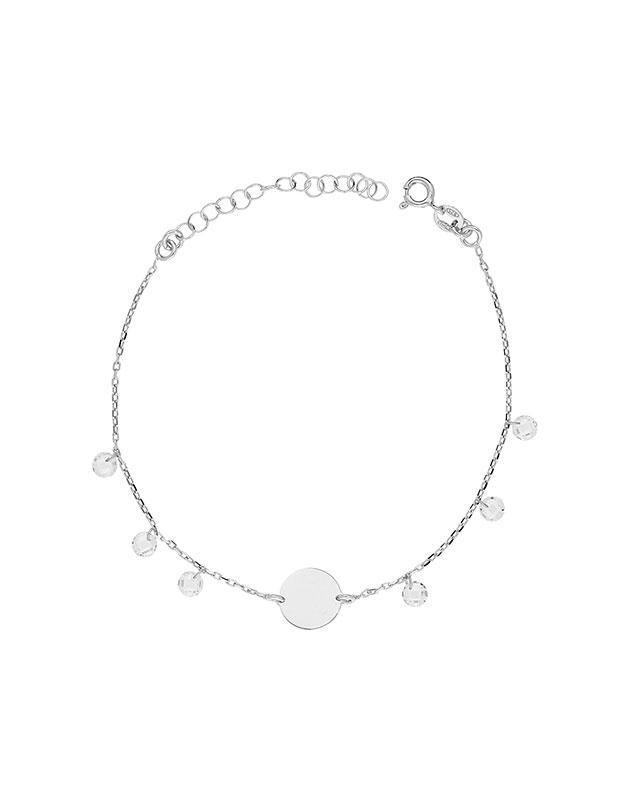 Bratari Bijuterii Argint Trendy BRRG5261-RH-WH