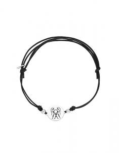 Bijuterii Argint Zodiac BRTU5224-RH-BK