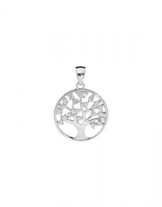 Bijuterii Argint Tree of Life PNCZ8267RH-W