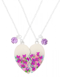 Claire's Novelty Jewelry Set Coliere 92076