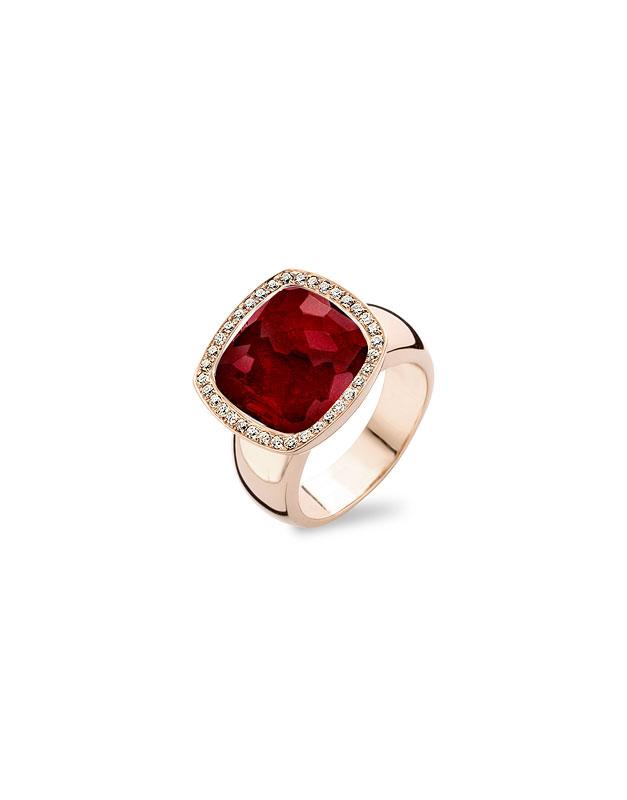 Inele Tirisi Jewelry Milano Due TR9361-1RUP-P