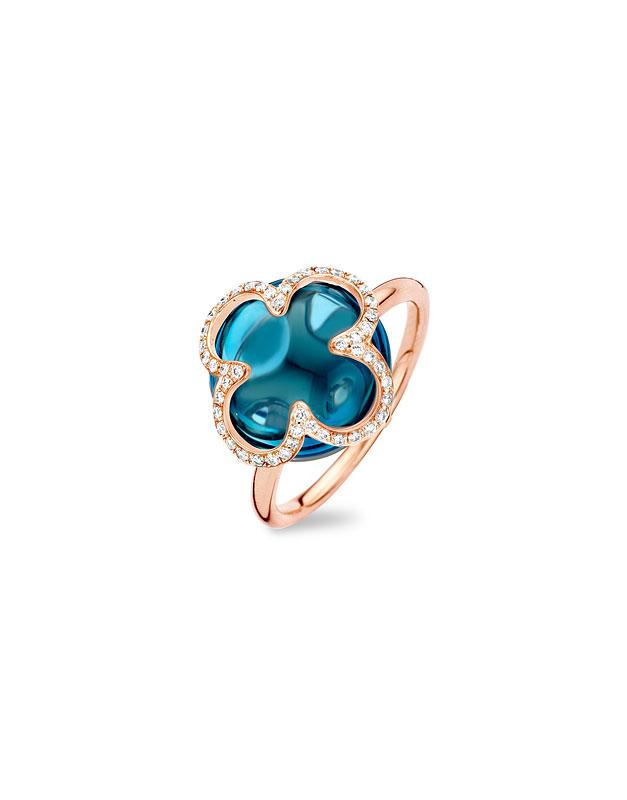 Inele Tirisi Jewelry Seoul Flower Due TR1087LBT-P