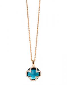 Tirisi Jewelry Seoul Flower Due TN2067LBT-P