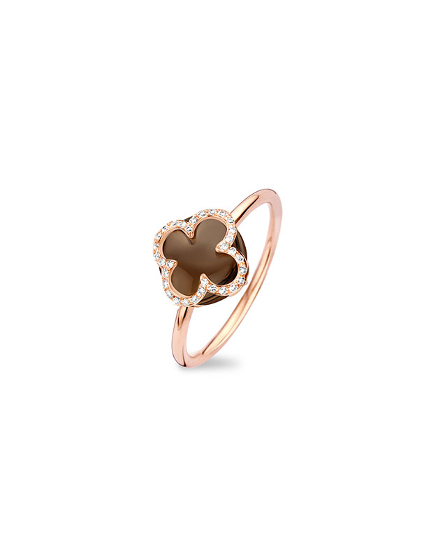 Inele Tirisi Jewelry Seoul Flower Due TR1090SQ-P