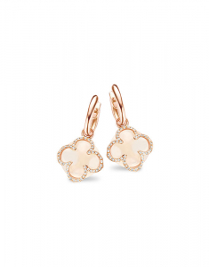 Tirisi Jewelry Seoul Flower Due TE7067WQ-P