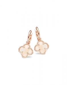 Tirisi Jewelry Seoul Flower Due TE7067WQ-P