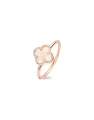 inel Tirisi Jewelry Seoul Flower Due TR1090WQ-P