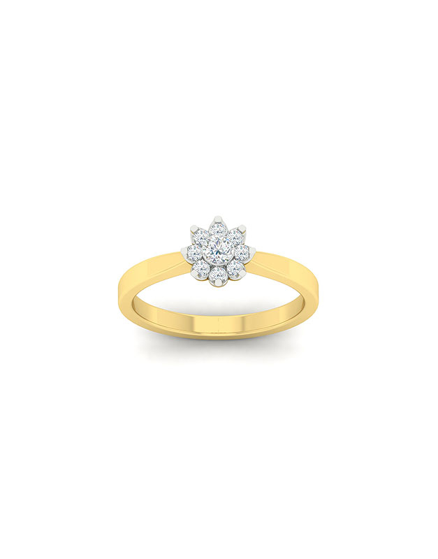 Inele de logodna Bijuterie Aur EU06399RF0025-Y