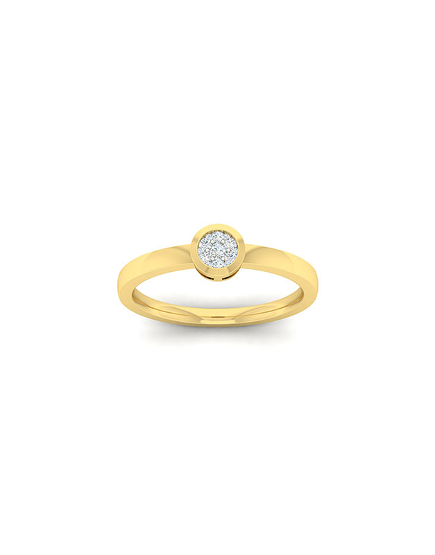 Inele de logodna Bijuterie Aur EU06561RF0012-Y