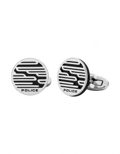 Police Men Cufflinks PJ.26484CSU/01