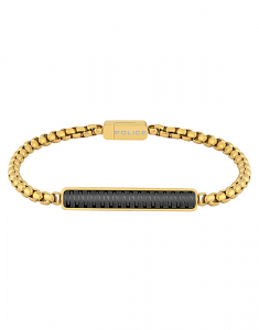 Police Men Bracelets PJ.26474BSG/02