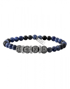Police Men Bracelets PJ.26482BSSN/04