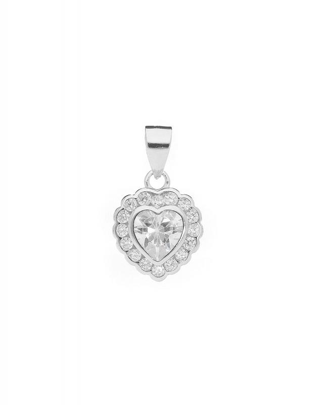 Pandantive Bijuterii Argint Love GS8421-PD-W