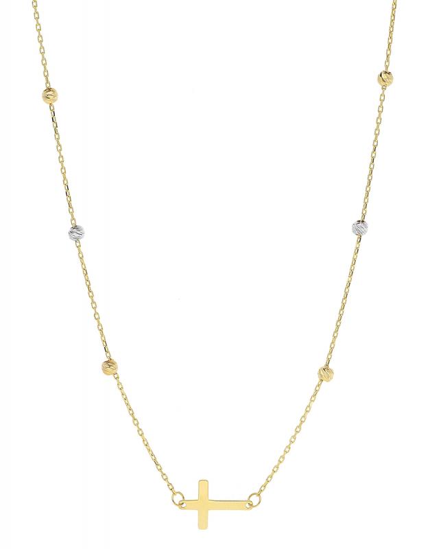 Coliere Bijuterie Aur G35-039-1-YW