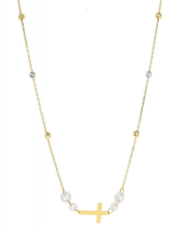 Coliere Bijuterie Aur G35-039-2-YW