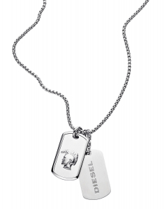 Diesel Double Dog Tag DX1210040