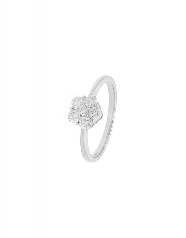 Inele de logodna Bijuterie Aur RQ030-W-I