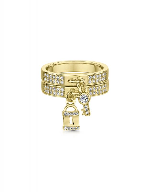 Seturi bijuterii Infinity Lola IR039YGS