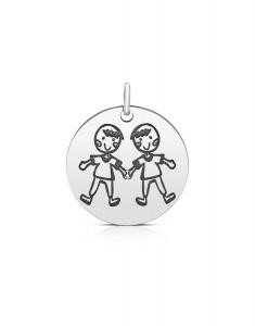 Bijuterii Argint Family KC 872.502-RH