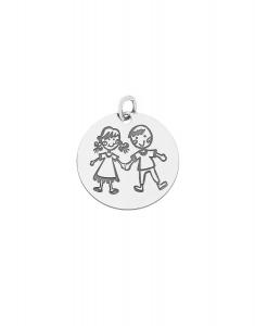 Bijuterii Argint Family KC 872.501-RH