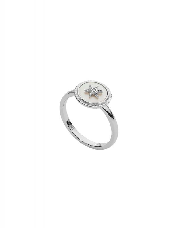 Inele Fossil Sterling Silver JFS00503040