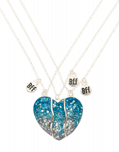 Claire's Novelty Jewelry Set Coliere 58545