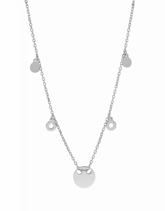 Coliere BIjuterie argint Trendy CLRG5508-RH