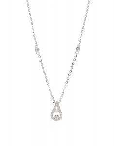 Bijuterii Argint Trendy GN9960-CH-W
