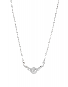 Bijuterii Argint Trendy YN0123-NL-W
