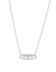 Bijuterii Argint Trendy YN0133-NL-W