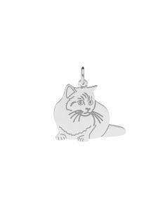 Bijuterii Argint Animals KC 698.103-RH