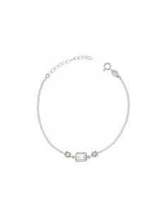 Bijuterii argint Trendy 29897AG-RH-C
