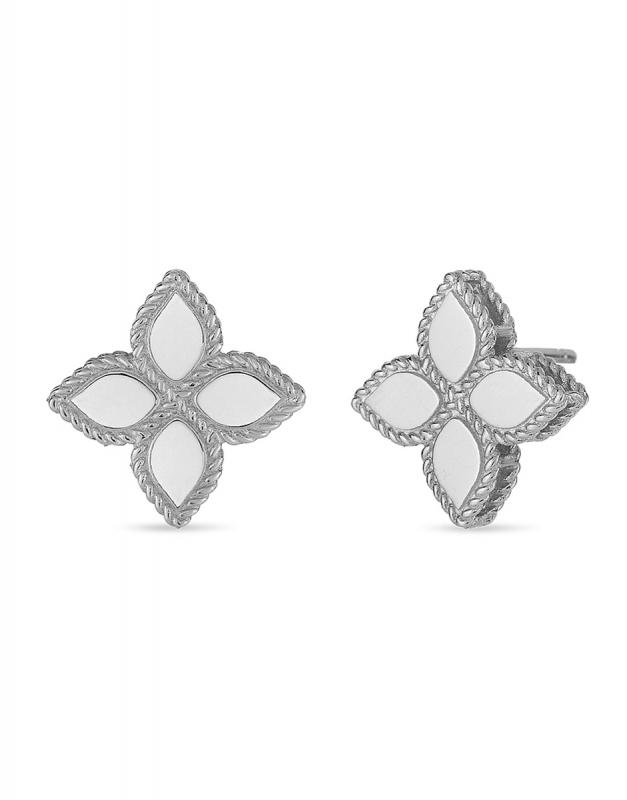 Cercei Roberto Coin Princess Flower AR777EA0637W