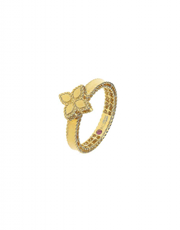 Inele Roberto Coin Princess Flower AR777RI0641Y